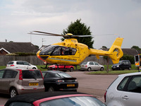 G-CGXK. Eurocopter EC135T1 East Anglia Air Ambulance
