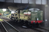 Witherslack Hall 4-6-0