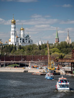 Cathedral of the Annunciation and Moskva River