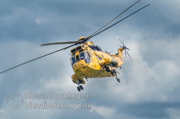 Westland Sea King HAR.3 ZH534